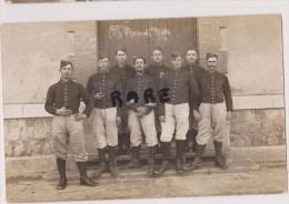 MILITAIRE,MILITARIA,CARTE PHOTO ,CASERNE MONTPELLIER, Division Infanterie De Reserve,316 - Montpellier
