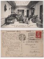 PARIS - Hotel De Londres Et De Milan - 8, Rue Saint Hyacinthe - Flamme Paris Saint Roch   (80302) - Unclassified