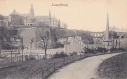 LUXEMBOURG, 1900-1910´s; General View - Non Classificati