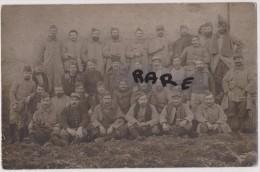 CARTE PHOTO,VERDUN EN 1916,MEUSE,55,MILITAIRE DE LORRAINE,261 REGIMENT INFANTERIE,MILITARIA,,prisonnier - Oorlog 1914-18