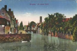 BRUGES - Le Quai Vert - Brugge