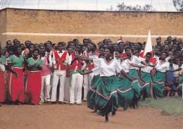 CPSM BURUNDI @ Danse Folflorique De NGOZI En 1987 @ Photographe J.P Bastière - Burundi