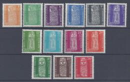 Nelle-CALEDONIE - 1959 -  TIMBRES DE SERVICE  N° 1 à 13 - XX - MNH - TTB - - Dienstpost