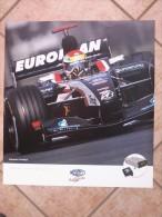 Auto E Moto - Da Calen. Magneti Marelli -cm.55x50- MINARDI F1-P503- Retro- FERRARI F2003-GA. - Sports