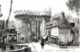 N°57  -  Chartres  - La Porte Guillaume     - Ib26 - Chartres