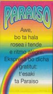 Ned. Antillen - Automaatboekje Met Wenszegels - Gebruikt/gebraucht/used - NVPH PB7 - Curacao, Netherlands Antilles, Aruba
