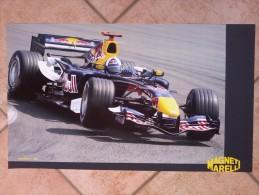 Auto E Moto - Da Calen. Magneti Marelli -cm.36x60-  Red Bull F1 - RB2. Retro- Yamaha MotoGP - YZR M1. - Sport
