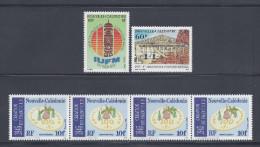 Nelle-CALEDONIE -  1995-98 - LOT DE 14 TIMBRES - XX - MNH - TB - - Neukaledonien