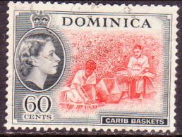 Dominica 1954 SG #156 60c Used - Dominica (...-1978)