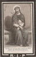 DP. THERESIA MUYSSEN - VLISSEGHEM 1837 - 1885 - Religione & Esoterismo