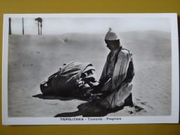 TRIPOLI  TRAMONTO PREGHIERA  LIBYE - Libyen