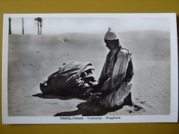 TRIPOLI VENDITORI DI PROFUMI ORINETALI  ----VENDEURS DE PARFUMS DE L'EST - Libyen