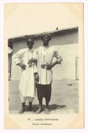 Guinée Portugaise - Jeunes Mandingues - Guinea-Bissau