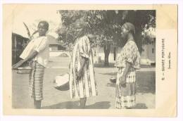 Guinée Portugaise - Jeunes Filles. - Guinea-Bissau
