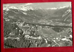 FXD-19  Crans Montana Et La Plaine Du Rhône. Cachet Sierre 1959 - VS Valais