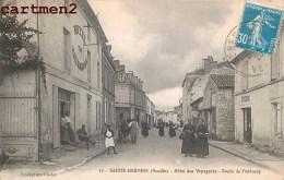 SAINTE-HERMINE HOTEL DES VOYAGEURS ROUTE DE FONTENAY 85 VENDEE - France