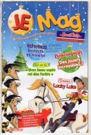 MAGAZINE JOUE CLUB JE MAG N° 24 - NOËL 2007 - LUCKY LUKE - COUVERTURE / PUB /  ARTICLE - Astérix