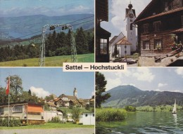 Divers Aspects De Sattel-Hochstuckli (Suisse) - - Other