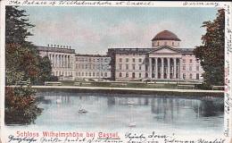 Germany 1904 Scloss Wilhelmshohe Castle - World