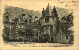N°1602 MMM 65 ANGERS BOULEVARD DESCAEAUX ANCIEN COUVENT DES PENITANTS - Angers