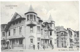 Duinbergen NA3: Villas 1913 - Heist