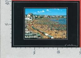 CARTOLINA NV ITALIA - CATTOLICA (RN) - La Spiaggia - 10 X 15 - Rimini