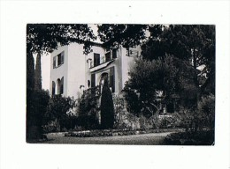 CPSM 06 JUAN LES PINS Villa Nausicaa - Antibes