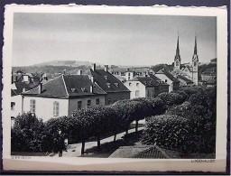 "Alte Karte  ""DIEKIRCH - Lindenallee"" - Diekirch"