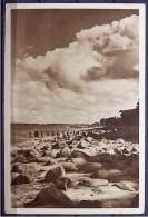 """Alte Karte  """"Das Schöne Deutschland, Bild 48, OSTSEEBAD HEILIGENDAMM / Reichswinterhilfe-Lotterie 1934/35"""" - Heiligendamm"""