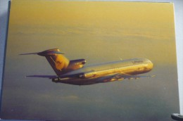 AIRLINES ISSUE / CARTE COMPAGNIE         LUFTHANSA  B 727 - 1946-....: Moderne