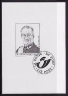 Zwart-Wit Velletje Koning Albert 2 - Black-and-white Panes