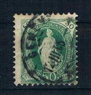 Schweiz 1899 Helvetia Mi.Nr. 69 Gest. - 1882-1906 Armoiries, Helvetia Debout & UPU