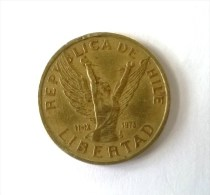 10 Pesos 1984 - TB - - Chili