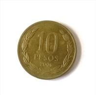 10 Peso 2006 - TTB - - Chili