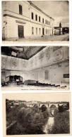 Montauban - 3 CPA : Le Tescou, Faculté De Théologie Protestante, Temple De L'église Réformée Evangélique - Montauban