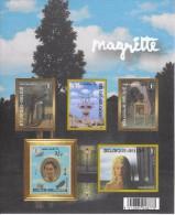Ongetand Vel René Margritte - Bélgica