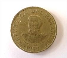 100 Guaranies 1990 - - Paraguay