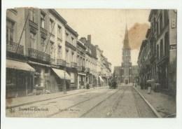 Bruxelles - Etterbeek  *  Rue Des Rentiers (Magasin  Poissons - Huitres)  (Nels) - Etterbeek