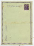 Belgique CL 24 Neuve - Stamped Stationery