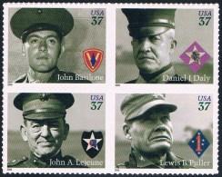 Etats-Unis - Marines Honorés 3728/3731 ** - Stati Uniti