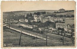 Vielsalm Faubourg De La Station Train Nels Gare - Vielsalm