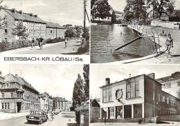 (G 108) - Ebersbach - Kr. Loebau/SA. - Ebersbach (Loebau/Zittau)
