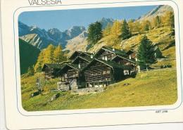 VALSESIA -- VILLAGGI WALSER-- DORF AD OTRO - Italy