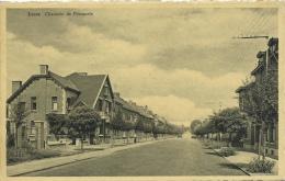 Leuze - Chaussée De Péruwelz - 1951  ( Voir Verso ) - Leuze-en-Hainaut