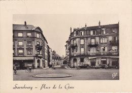 Sarrebourg (57) - Place De La Gare - Sarrebourg