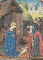 Duitsland - Fulda - Geburt Christi/Nativité/Nativity - Fulda, Hessische Landesbibliothek - Ongebruikt - Schilderijen