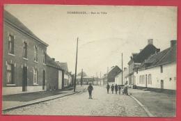 Pommerœul - Rue De La Ville - 1923 ( Voir Verso ) - Bernissart