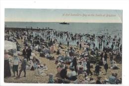 13023 - A Hot Summer's Day On The Sanos At Brighton - Brighton