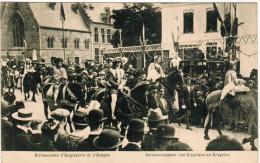 Mechelen, Malines, De Praalstoet, Gerantschappen Van Engeland En Aragonie (pk21838) - Mechelen