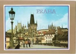 View From Charles Bridge - Praha - Prague - Czechoslovakia - Czech - Unused - Repubblica Ceca